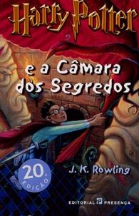 J.K. Rowling - Harry Potter Tome 2 : Harry Potter e a Câmara dos Segredos.