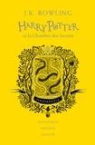 J.K. Rowling - Harry Potter Tome 2 : Harry potter et la chambre des secrets (Poufsouffle).