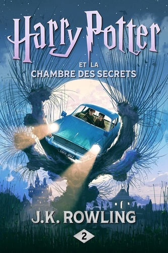 Harry Potter Tome 2 - Harry Potter et la chambre des secrets - Format ePub - 9781781101049 - 8,99 €