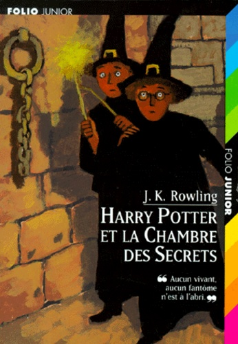 Harry Potter Tome 2 Poche