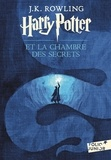 J-K Rowling - Harry Potter Tome 2 : Harry potter et la chambre des secrets.