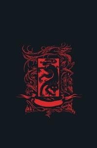 J.K. Rowling - Harry Potter Tome 3 : Harry Potter et le prisonnier d'Azkaban (Gryffondor).