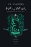 J.K. Rowling - Harry Potter Tome 3 : Harry Potter et le prisonnier d'Azkaban (Serpentard).
