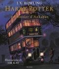 J.K. Rowling et Jim Kay - Harry Potter Tome 3 : Harry Potter et le prisonnier d'Azkaban.
