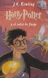 J.K. Rowling - Harry Potter Tome 4 : Harry Potter y el caliz de fuego.