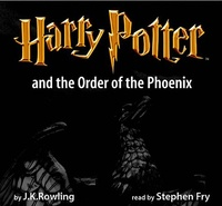 J.K. Rowling - Harry Potter Tome 5 : Harry Potter and the Order of the Phoenix. 6 CD audio