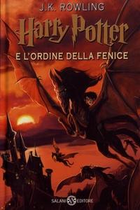 J.K. Rowling - Harry Potter Tome 5 : Harry Potter e l'Ordine della Fenice.