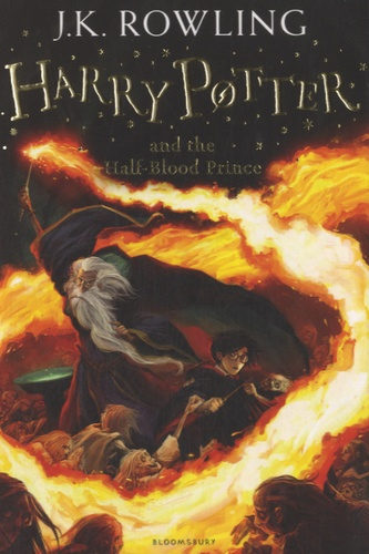 Harry Potter Tome 6 Poche