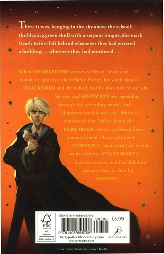 Harry Potter Tome 6 Harry Potter and the Half-Blood Prince