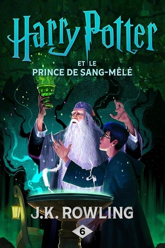 Harry Potter Tome 6 - Harry Potter et le Prince de Sang-Mêlé - Format ePub - 9781781101087 - 8,99 €