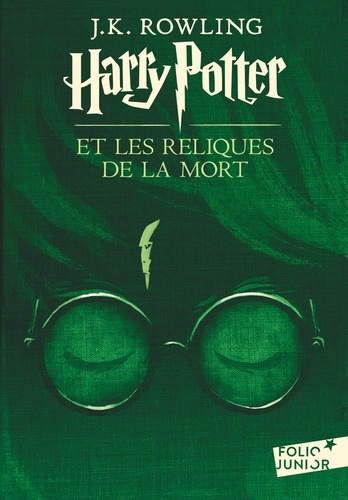 Harry Potter Tome 7 Poche