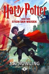 J.K. Rowling et Klaus Fritz - Harry Potter und der Stein der Weisen.