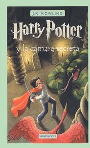 J.K. Rowling - Harry Potter y la camara secreta.