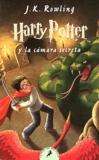 J-K Rowling - Harry Potter y la càmara secreta.