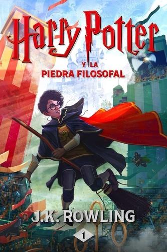 J.K. Rowling et Alicia Dellepiane Rawson - Harry Potter y la piedra filosofal.