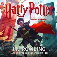 J.K. Rowling et Leonor Watling - Harry Potter y la piedra filosofal.