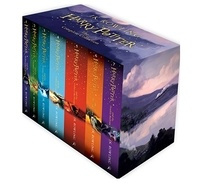 J.K. Rowling - Harry Potter - The Complete Collection.
