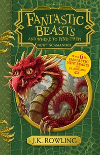 J.K. Rowling - Hogwarts Library - Coffret en 3 volumes : Quidditch Through the Ages ; Fantastic Beasts and Where to Find Them ; The Tales of Beedle the Bard.