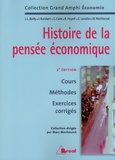 J-L Bailly - Histoire de la pensée économique.
