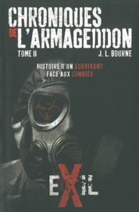 Deedr.fr Chroniques de l'Armageddon Tome 2 Image