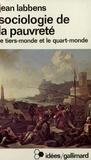 J Labbens - Sociologie de la pauvreté - Le tiers monde et le quart monde.