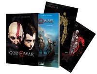 J.M. Barlog - God of war - Le roman officiel du jeu video.