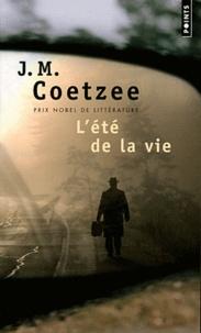 J. M. Coetzee - L'été de la vie.