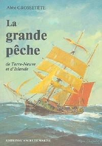 Rhonealpesinfo.fr La grande pêche de Terre-Neuve et d'Islande - Réédition de l'édition originale de 1921 Image