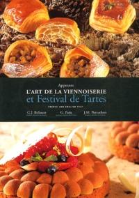 Apprenez lart de la viennoiserie et Festival de tartes - Edition bilingue français-anglais.pdf