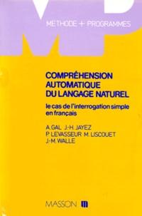 J-M Walle et A Gal - .