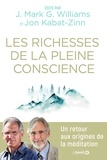 J. Mark G. Williams - Les richesses de la pleine conscience - Un retour aux origines de la méditation.