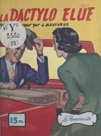 J. Maufarge - La dactylo élue.