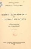 J. Ottenheimer et René Roy - Modèles économétriques et structure des nations.
