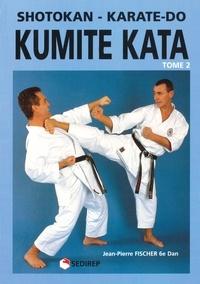 J-P Fischer - Kumite kata, shotokan karaté-do Tome 2 - Kumite kata, shotokan karate-do.