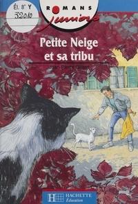J-P Girard - Petite Neige et sa tribu élève.