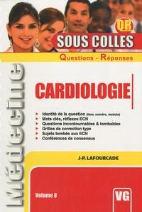 J-P. Lafourcade - Cardiologie.