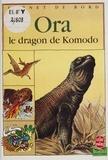 J-P Noel - Ora le dragon de Komodo.