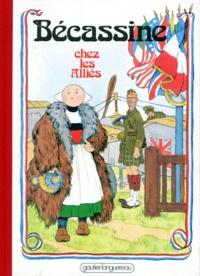 J-P Pinchon et  Caumery - Bécassine Tome 12 : Bécassine chez les Alliés.