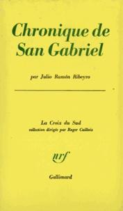 J-R Ribeyro - Chronique de san Gabriel.