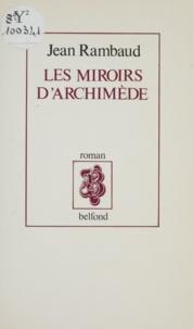 J Rambaud - Les Miroirs d'Archimède.