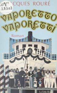 J Roure - Vaporetto, vaporetti.