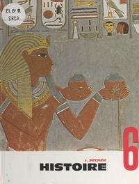 J. Sécher et  Alinari - L'Antiquité - 6e.