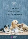 J senior Niki - Techniques de guérison pour animaux - Pratiques holistiques.