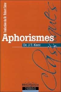 Rhonealpesinfo.fr Aphorismes précédés d'une Introduction à l'homéopathie (prolégomènes) du Dr Samuel Hahnemann Image
