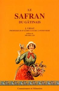 J Ursat - Le safran du Gâtinais.