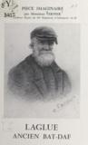 J. Vernier - Laglue, ancien Bat-daf - Pièce imaginaire.