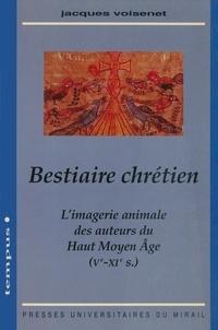 Livres audio gratuits au Royaume-Uni Bestiaire chrétien  - L'imagerie animale des auteurs du Haut-Moyen Age (Ve-XIe s.) ePub RTF par J Voisenet
