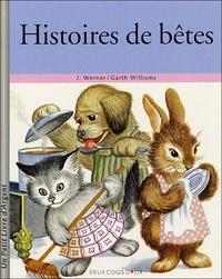 J Werner - Histoires de bêtes.