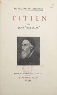 J. Wittmann et R. Wittmann - Titien.