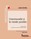 Jaakko Hintikka - L'intentionnalité et les mondes possibles.
